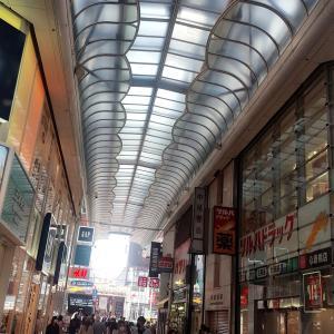 活気が出てきた大阪の街