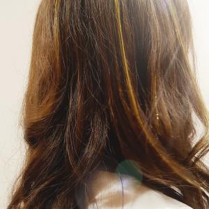 話題のテンセルヘアー