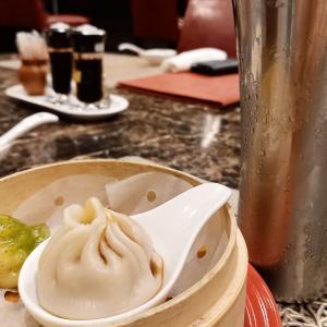 隠れ家中華での夜ご飯