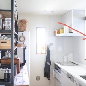 【キッチン収納】ニトリ・100均だけ シンク下収納を赤裸々に公開②ざる・ボール収納など