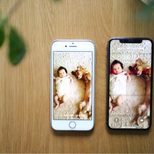 ついにiphone11proデビュー。7との画像を比較&楽天ポチレポ