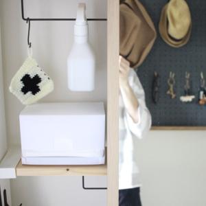花粉の季節に!ダイソーのマスク収納ケースがシンプルで実用的
