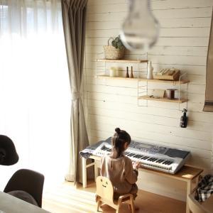 ピアノの代わりにキーボード