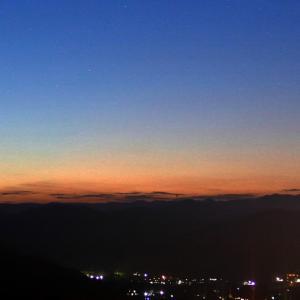 続々ネオワイズ彗星