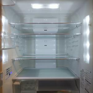 引越しを機に冷蔵庫の大掃除♪
