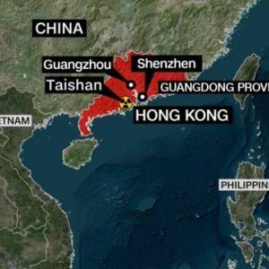 【中国】原発事故による放射能漏れを隠蔽