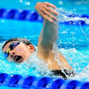 女子水泳初の2冠!大橋悠依 200個人メドレーで金メダル