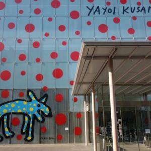 松本市美術館~不思議の国のアリス展~草間彌生