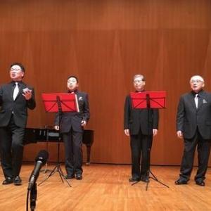 片町メンズクラブ&マ・ドンナ 10周年記念コンサート~金沢市アートホール
