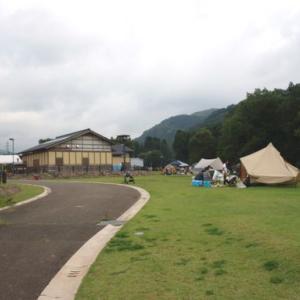 バーべキューの楽しみ~吉野オートキャンプ場