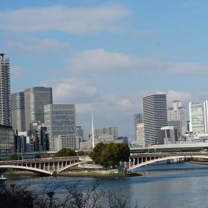 淀屋橋から梅田へ