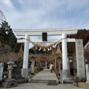 【金蛇水神社】【熊野那智神社】♡