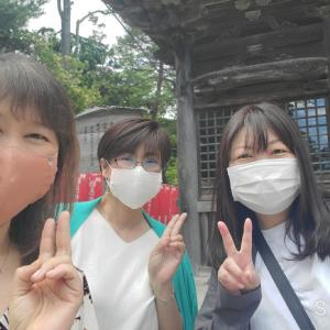 茅の輪くぐり神社ツアー【竹駒神社】【金蛇水神社】♡