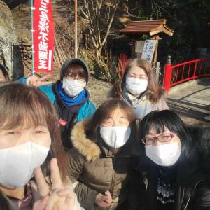 ただいま❣️【三居沢のお滝ツアー】♡