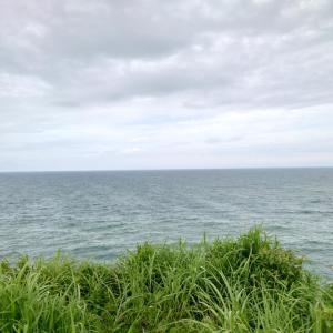 海を見に♡