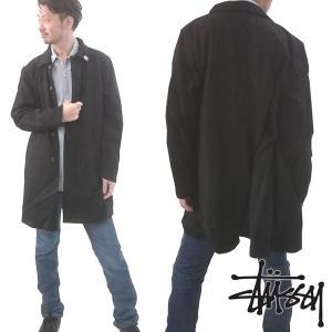 ★人気ストリートブランド STUSSY ステューシー コート ジャケット★