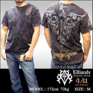 ★ストーンたっぷり Tシャツ Four41 Los Angeles★