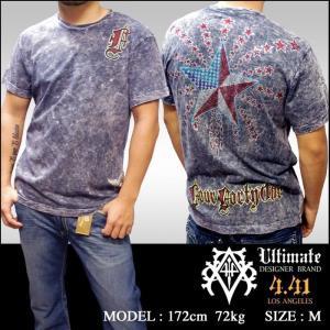 ★贅沢なTシャツです♪Four41 Los Angeles★
