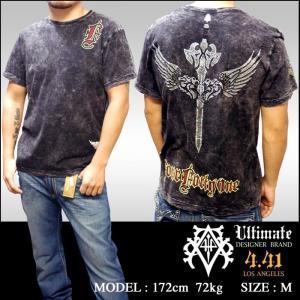 ★贅沢なTシャツ!! Four41 Los Angeles★