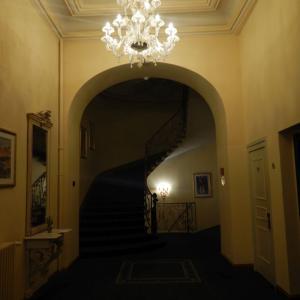 2018 スイス旅行記 その3(サンモリッツの素敵なホテル レーヌヴィクトリア)