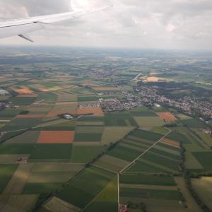 2018 スイス旅行記 その1(羽田からマイエンフェルトへ)