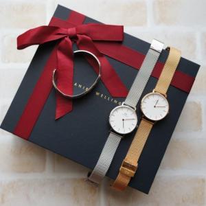ダニエルウェリントンの時計♪