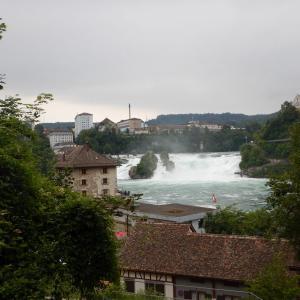 2018 スイス旅行記 その9(世界一美しい図書館、そして帰国)