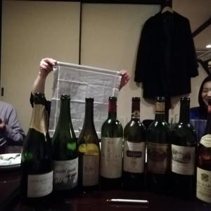 ワイン学会番外編 2020.2.24