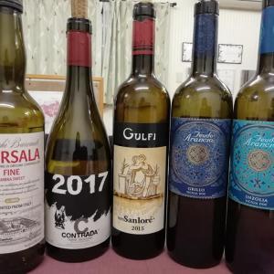楽しむワインセミナー 2020.2.21