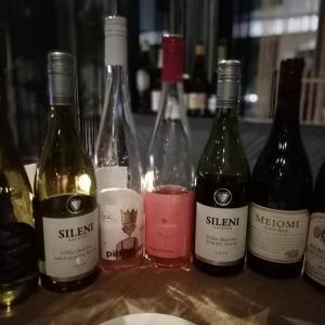 ワインセミナー番外編のワイン会 2020.3.10