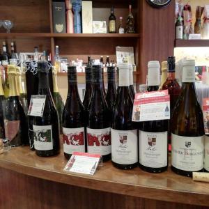 ドイツワインの店頭試飲会 2020.12.12