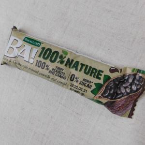 『砂糖不使用デーツバー(オーツ麦&ココア)』を業務スーパーで買って食べたんだ【BAKALLAND BA!】40gで税別58円