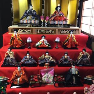 雛人形(埼玉県ときがわ町)