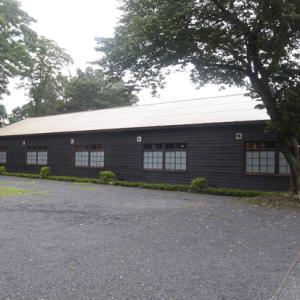 旧熊谷陸軍飛行学校桶川分教場兵舎棟