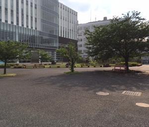 騎兵第14連隊跡(日本大学生産工学部津田沼キャンパス)