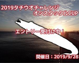 タチチャレオンスCUP STG1参戦