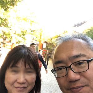上賀茂神社の次はもちろん下鴨神社