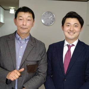 KBCテレビ「シリタカ」の収録でした!!