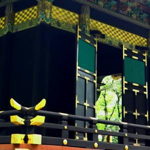 江戸東京たてもの園 旧自証院霊屋(9月13日 寫壇太陽撮影会)