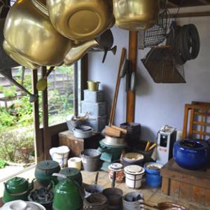 江戸東京たてもの園 荒物屋 (9月13日 寫壇太陽撮影会)