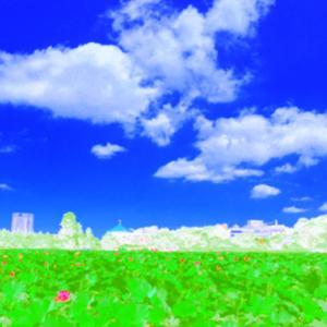 上野不忍池 ハスの季節 (2021年7月18日 寫壇太陽撮影会)