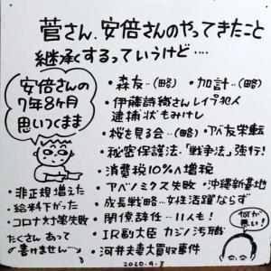 NO.4916 アベ政権の退陣を歓迎・安倍三代(17)
