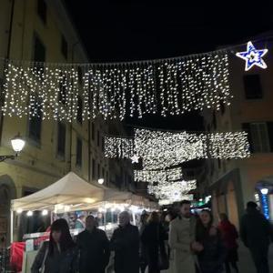 ピサの冬のイベント