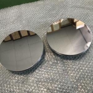 ありがとう。ネット受注♪山梨県。産業用機械部品。摩耗対策。円盤表面にハードクロームメッキを30μ後バフ仕上げさせて頂きました。