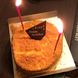♪BUZZの2歳のお誕生日♪