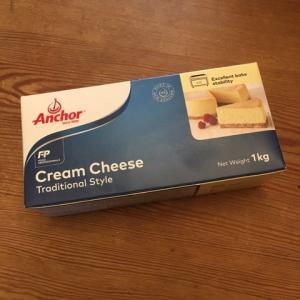 ♪おうち時間〜スティックチーズケーキを〜♪