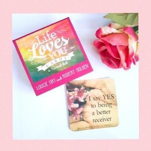 ④【愛は奇跡の治療法】今日のあなたの「Loveカード」