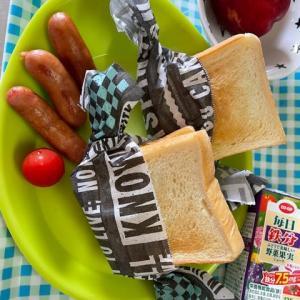 バーガー風サンドイッチ