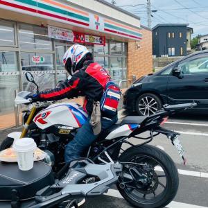 ロードスターはオフロードバイクじゃありません