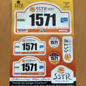 SSTR2021 臨戦体制